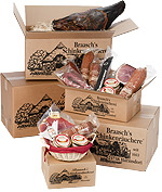 In diesen Kartons versenden wir die Ware an Sie