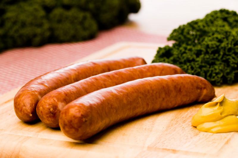Mettenden-Kohlwurst