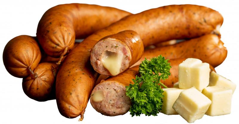 Bratwurst Käsekrainer