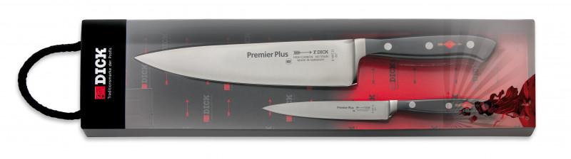 Messer- Set, Premier Plus, 2-tlg